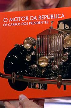 Os livros de Marcelo Rebelo de Sousa «O motor da república»