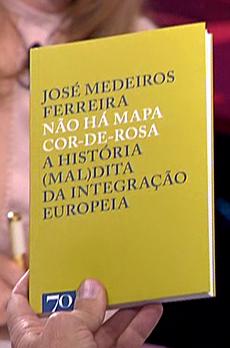 Os livros de Marcelo Rebelo de Sousa «Não há mapa cor-de-rosa»
