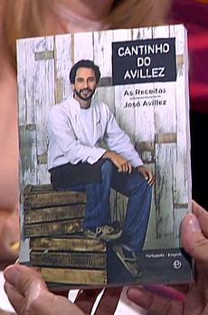 Os livros de Marcelo Rebelo de Sousa «Cantinho do Avillez»