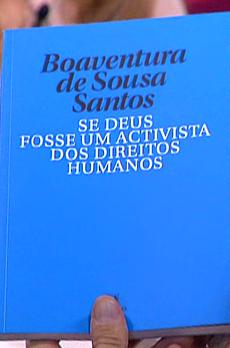 Os livros de Marcelo Rebelo de Sousa «Se Deus fosse um activista dos direitos humanos»