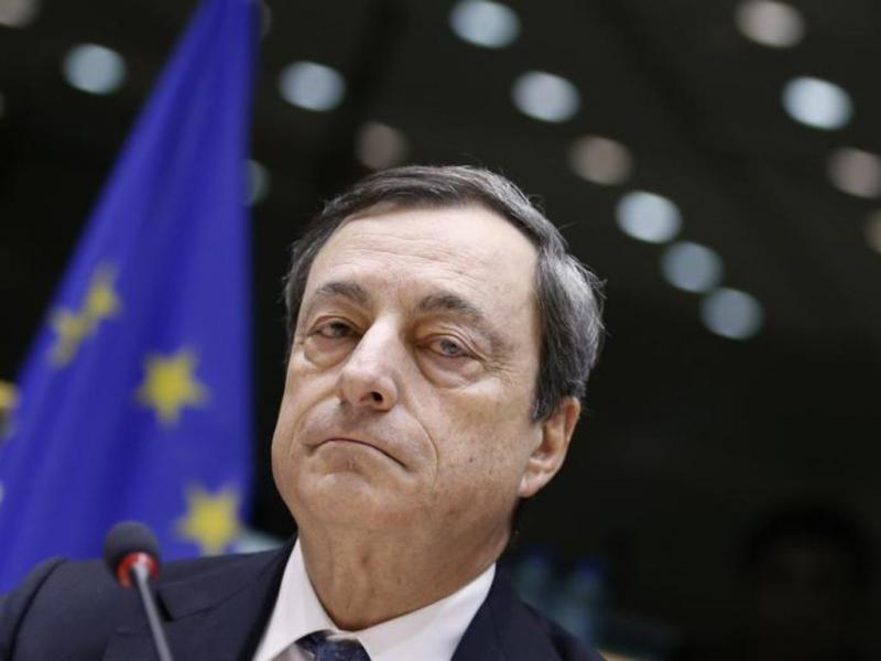 Mario Draghi [Reuters]