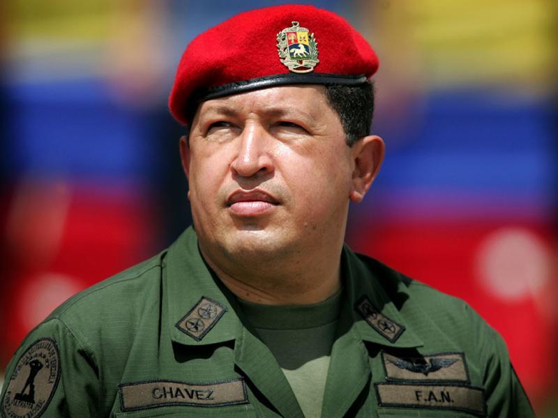 Hugo Chávez, Presidente da Venezuela, morreu a 5 de março de 2013 (Reuters)