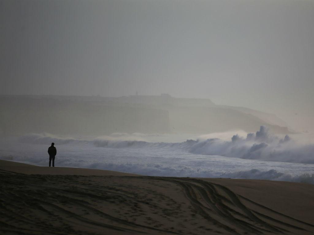 Praia do Meco (Reuters)