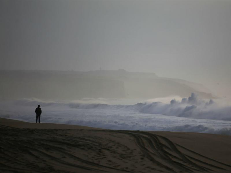Praia do Meco (Reuters)
