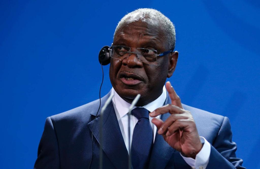 Ibrahim Boubacar Keita (Reuters)
