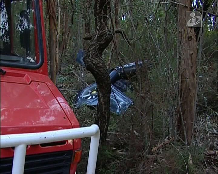 Queda de helicóptero em Monchique faz um morto e dois feridos