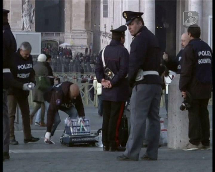 Homem imolou-se no Vaticano