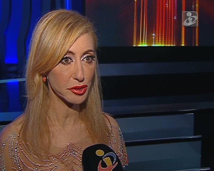 Judite Sousa na Gala da TVI