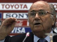 Mundial de clubes: Blatter triste com europeus (Reuters)