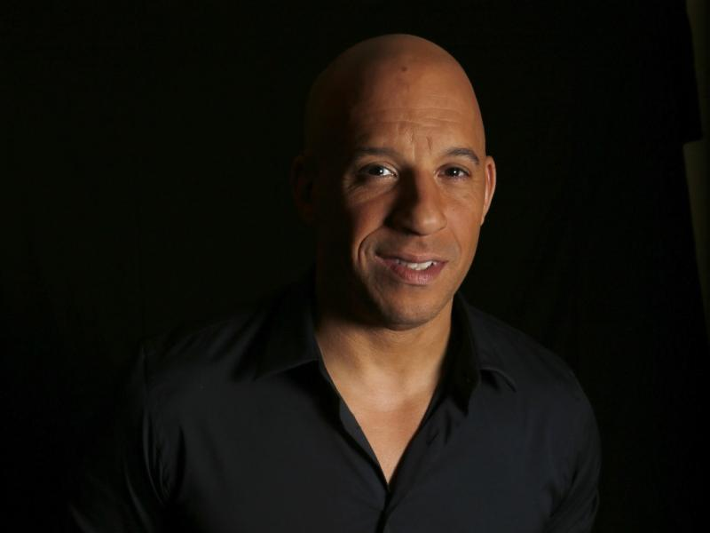 4. Vin Diesel - 649,2 milhões de euros (Reuters)