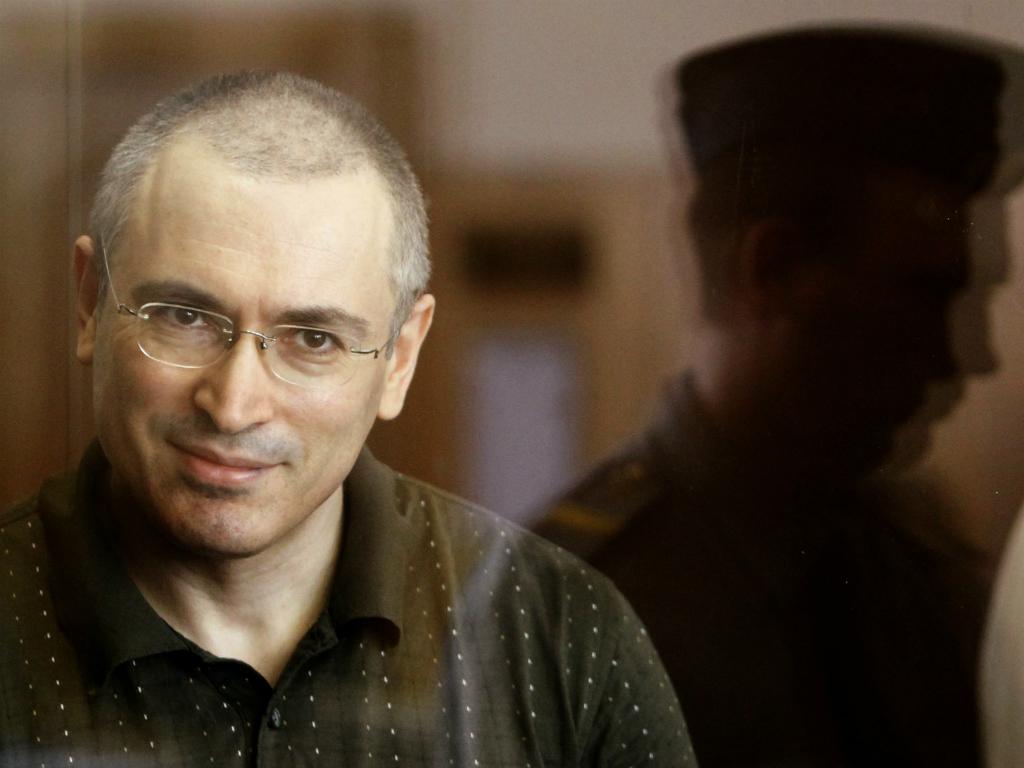 Mikhail Khodorkovsky (Reuters)
