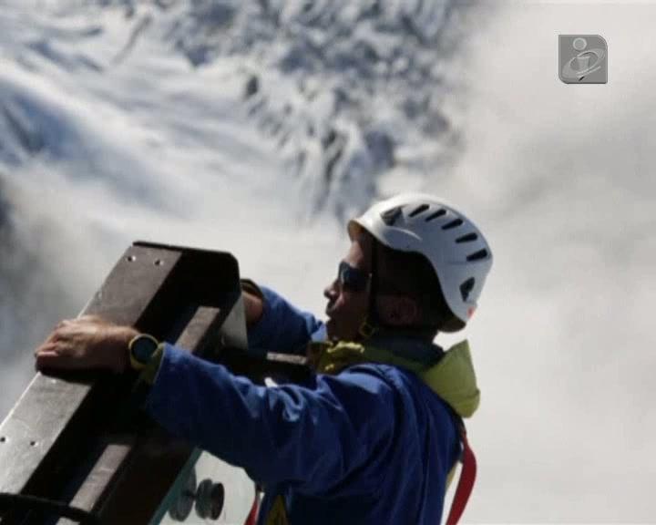 Atração não aconselhada a pessoas com vertigens inaugurada nos Alpes