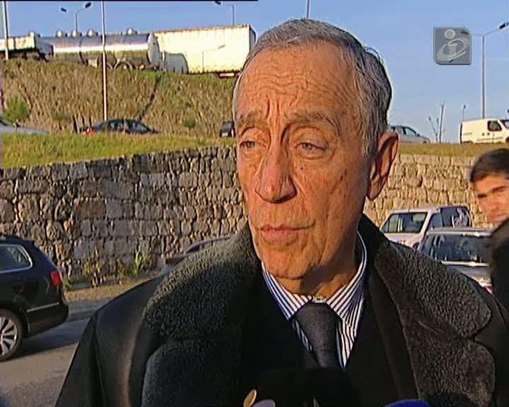 Pensões: Marcelo desdramatiza chumbo do TC