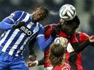 FC Porto vs Olhanense (REUTERS)