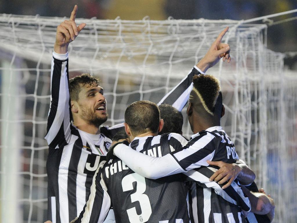 Atalanta-Juventus (Reuters)