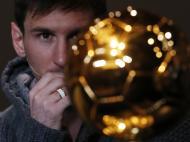 Janeiro: Messi a olhar para a sua quarta Bola de Ouro