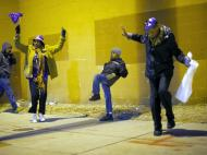 Fevereiro: Baltimore Ravens vencem Super Bowl, adeptos em festa