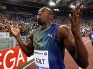 Junho: Bolt perde os 100m para Gatlin em Roma, mas não falhará nos Mundiais de atletismo