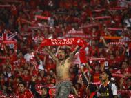 Julho: grandes da Europa em tour no verão, aqui o Liverpool na Indonésia