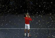 Outubro: Djokovic, vitória épica na final de Xangai