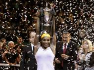Outubro: Serena Williams, ela ganhou tudo, outra vez