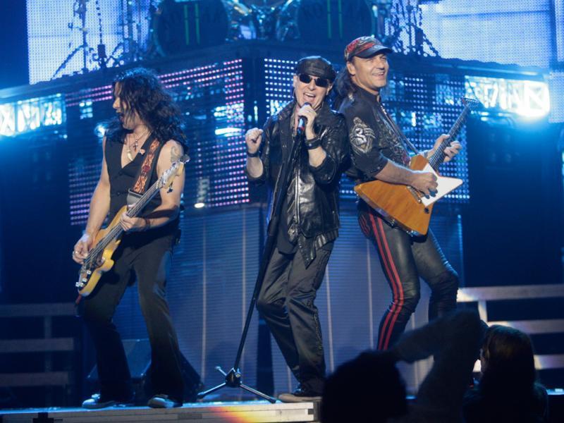 10 de março - Scorpions na MEO Arena, Lisboa
