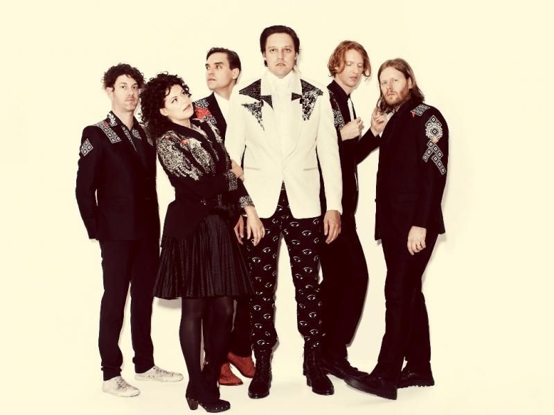 31 de maio - Arcade Fire no festival Rock in Rio Lisboa