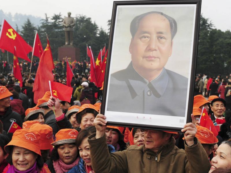 China comemora aniversário de Mao Tsé Tung (Reuters)