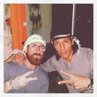 Raul Meireles e Bruno Alves