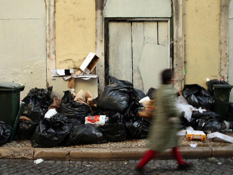 EGF é responsável pela recolha e transporte de resíduos (LUSA)