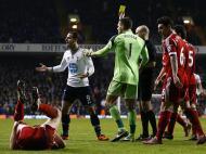 Tottenham vs West Bromwich Albio (REUTERS)