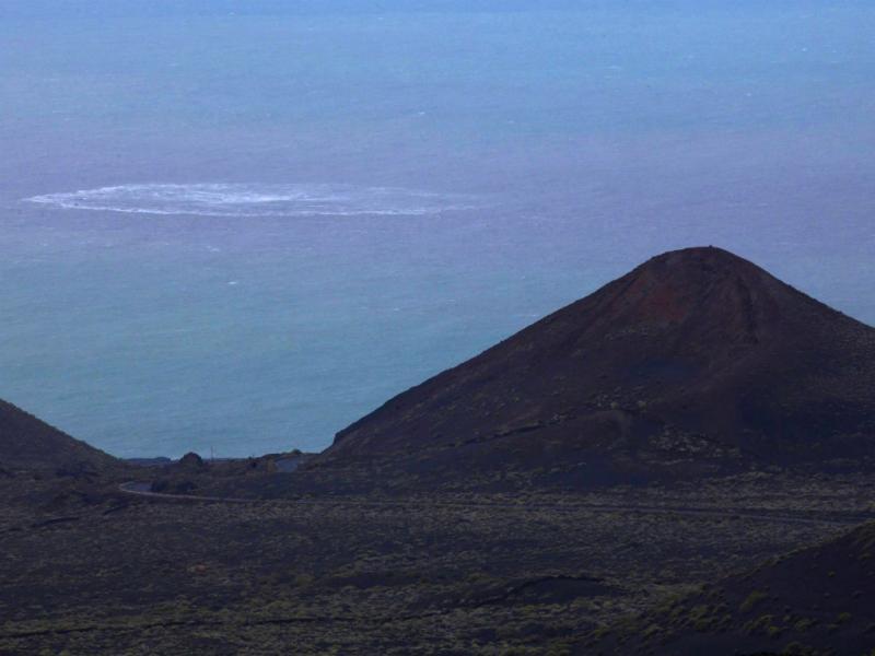 Ilha de El Hierro, nas Canárias (Reuters)