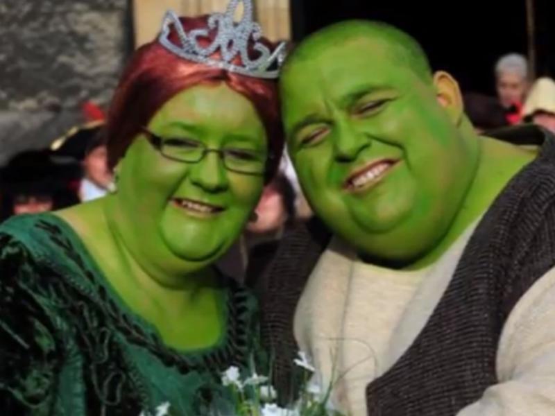 Um casamento «verde» para lutar contra o cancro (Reprodução / Youtube / InformOverload)