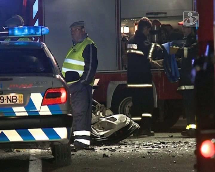 Morreu a menina de cinco anos envolvida no acidente de Évora