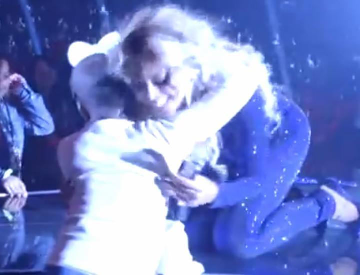 Beyoncé concretiza o sonho de uma criança (Reprodução /Youtube / Beyoncé)