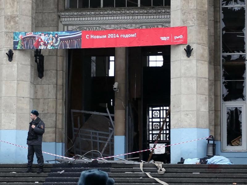 Atentado em estação de comboios na Rússia faz 14 mortos (Lusa)