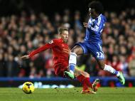Chelsea vs Liverpool (REUTERS)