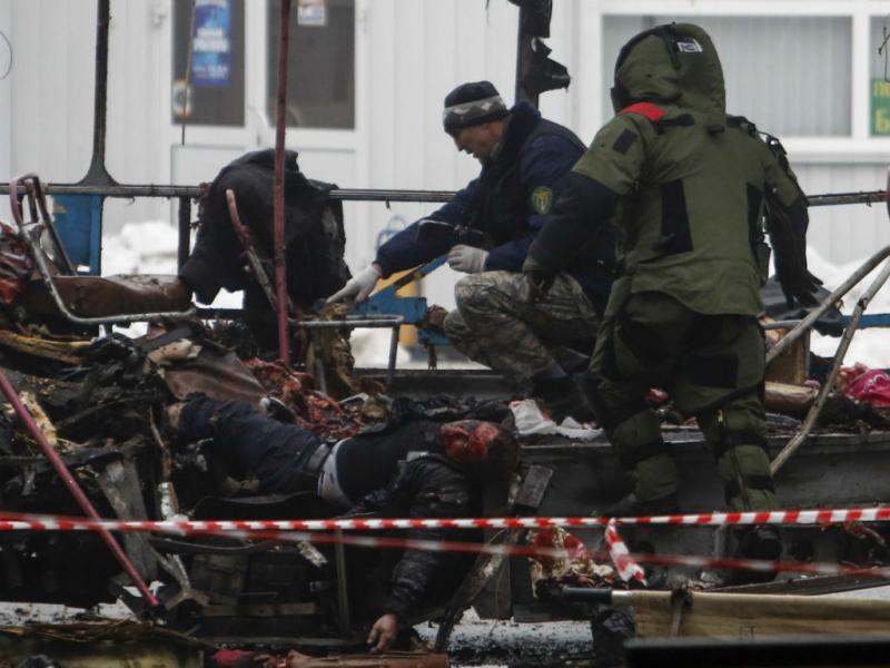 Novo atentado na Rússia faz vários mortos (Reuters)