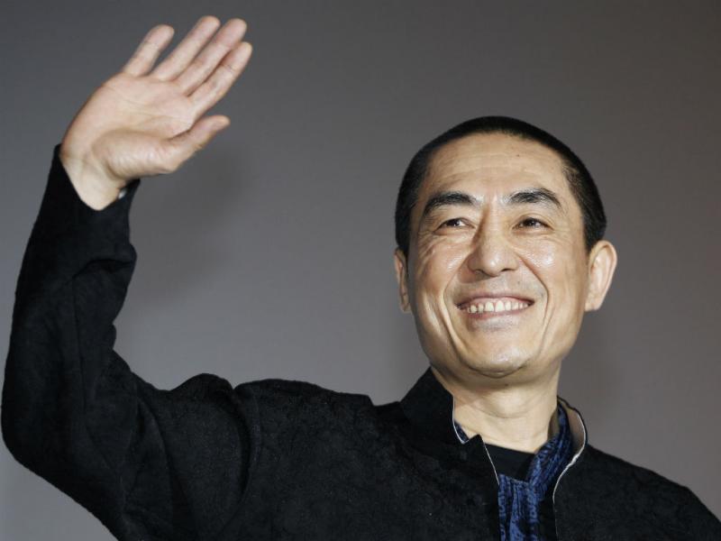 Zhang Yimou (REUTERS)