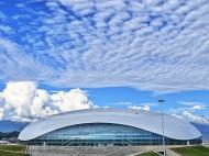 Os palcos dos Jogos Olímpicos de Inverno Sochi 2014
