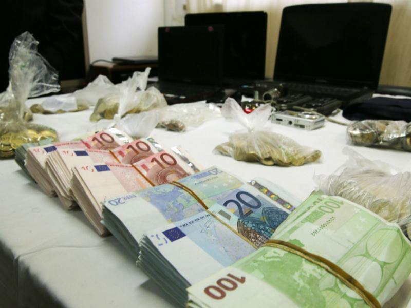 PSP desmantela o «mais ativo» grupo de tráfico de droga do Lumiar [LUSA]