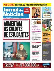 Jornal de Notícias de 31 de Dezembro de 2013