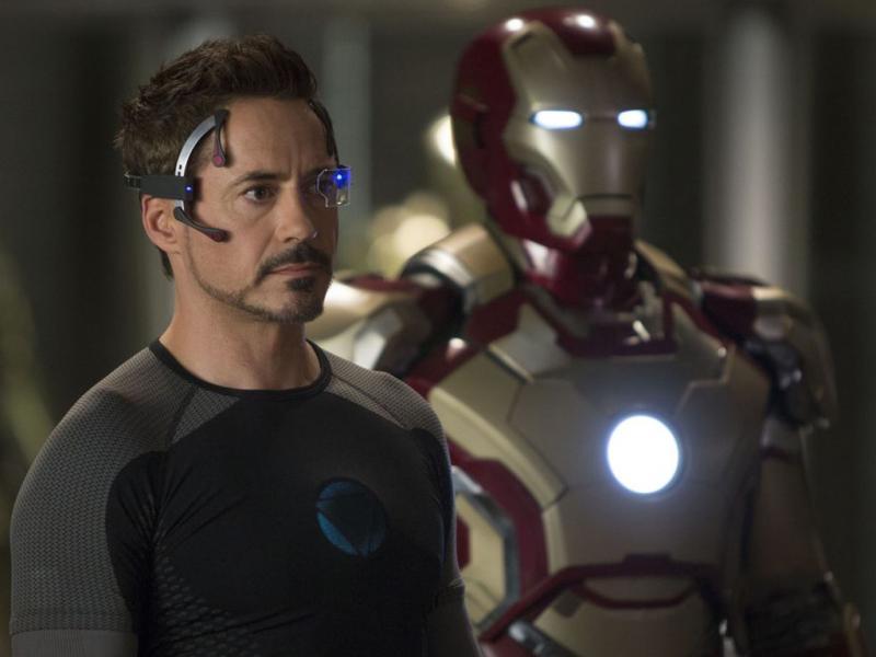 «Homem de Ferro 3»