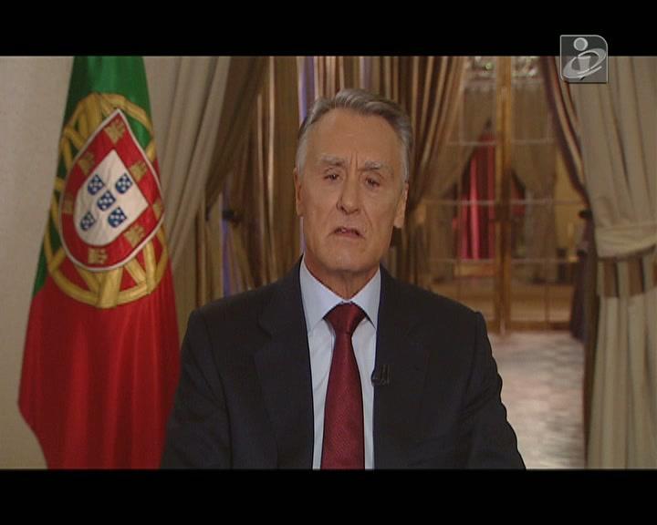 Presidente da República, Aníbal Cavaco Silva