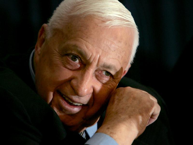 Ariel Sharon em coma desde 2006 (Reuters)