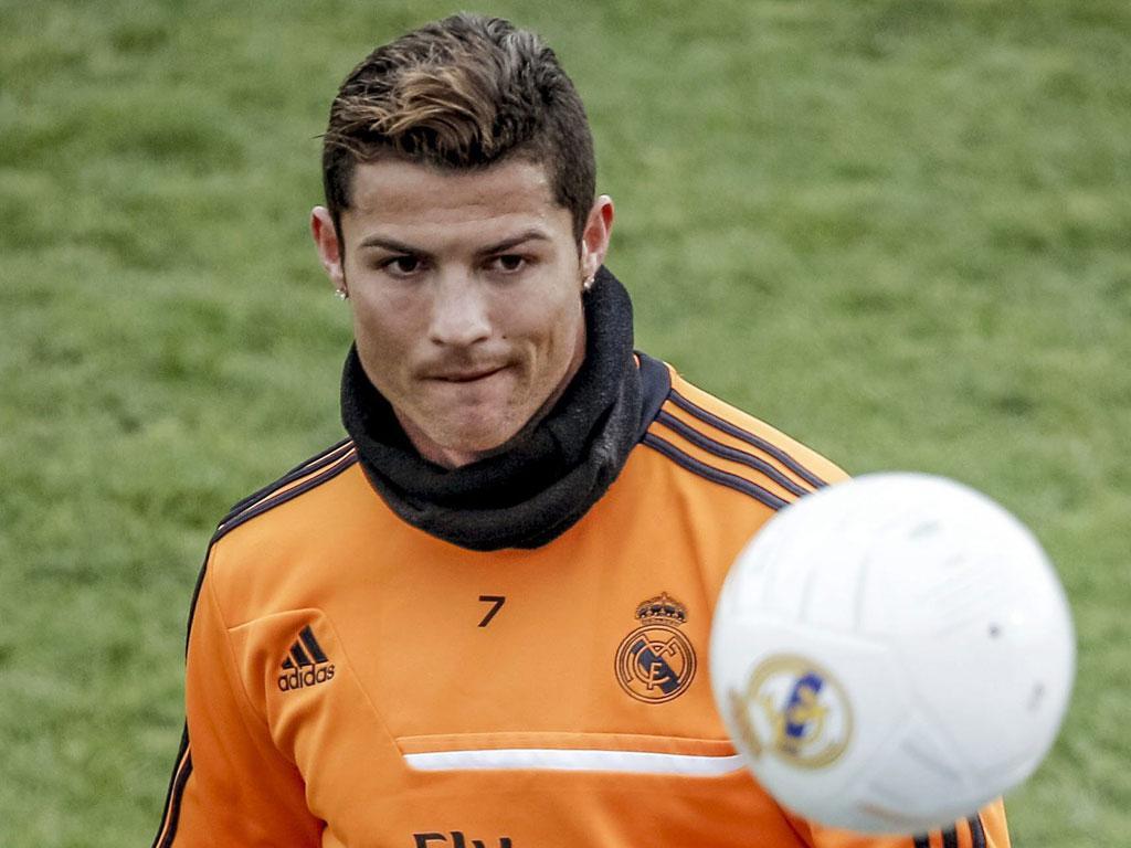 Cristiano Ronaldo (EPA/Emilio Naranjo)