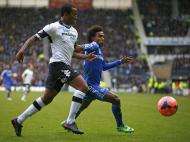 Derby County vs Chelsea (REUTERS)