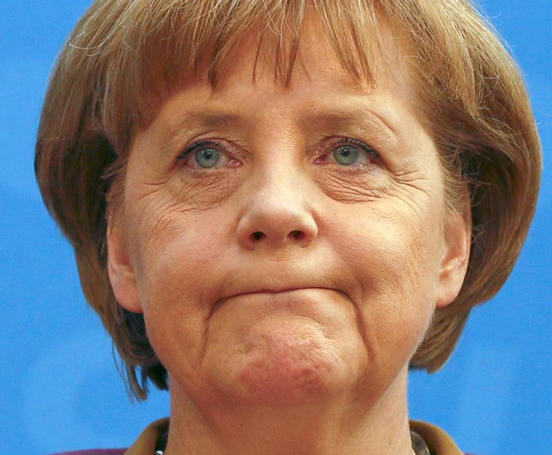 Angela Merkel Foto: Reuters