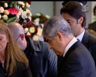 Adeus Luís Filipe Vieira e Rui Costa a Eusébio