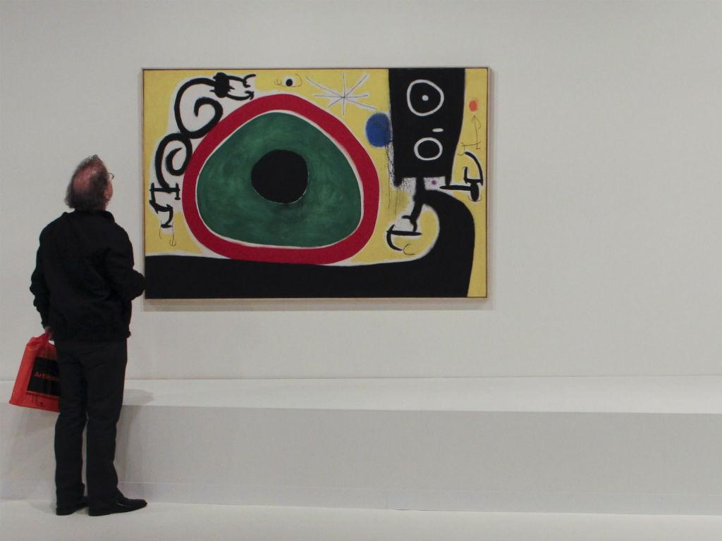 Joan Miró (Reuters)